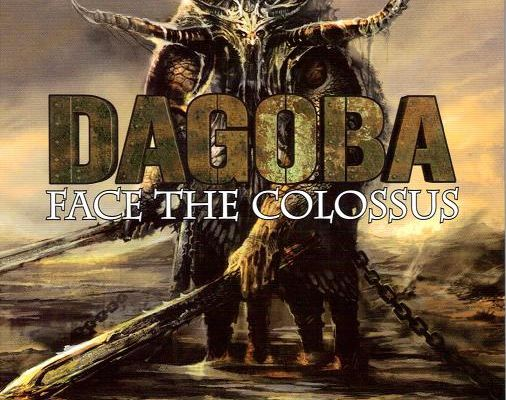 DAGOBA: Face The Colossus (2008-Season Of Mist)[Cyber-Metal]