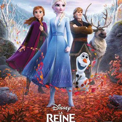 La Reine des Neige 2, le premier cinéma de la mini