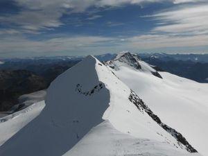 Vidéo : sur le fil à 3900 m - Piz Argient - Piz Zupo - bellavista - Piz Palü