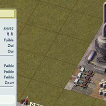 Quelques exemples de batiments industriels dans Sim City 4