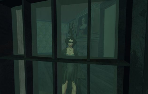 THE HAUNTED MANOR CONTEST