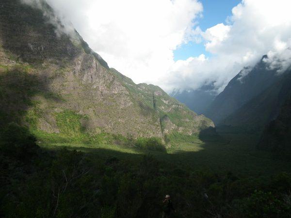Un We de randonnée dans la rivière des remparts - du Nez de boeuf jusque Roche Plate (Sud Sauvage) - 1300m de dénivelé positif