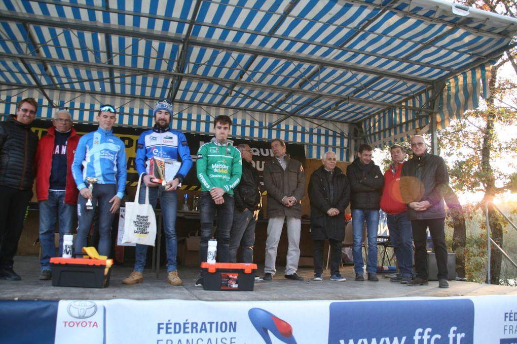 Cyclo-cross de Gréoux 2018