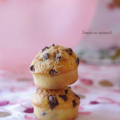 Minis muffins américains