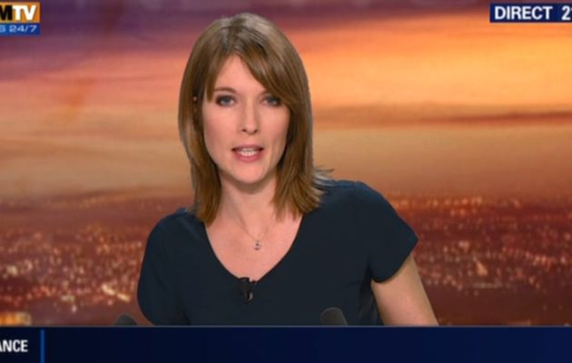 2013 11 08 - 21H15 - LUCIE NUTTIN - BFM TV - WEEK-END 360