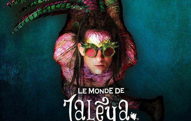Le Monde de Jalèya du Cirque de Paname : Du grand Spectacle à l'Hippodrome de Longchamp.