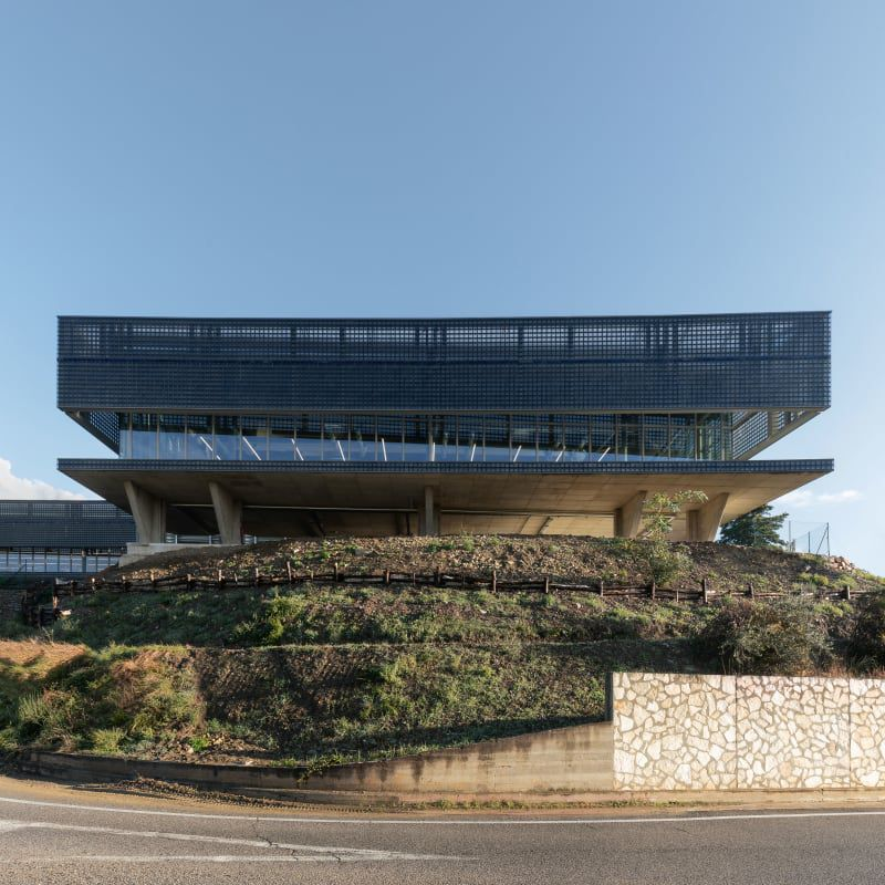 LA MANUFACTURE IN TUSCANY, DESIGNED BY METROOFFICE ARCHITETTI FOR CELINE