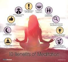 Benefits of Meditation for any Wellness of Us