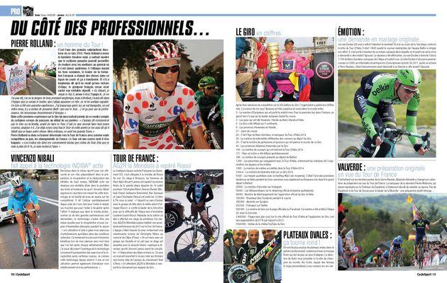 Cyclosport magazine parle d'INDIBA activ