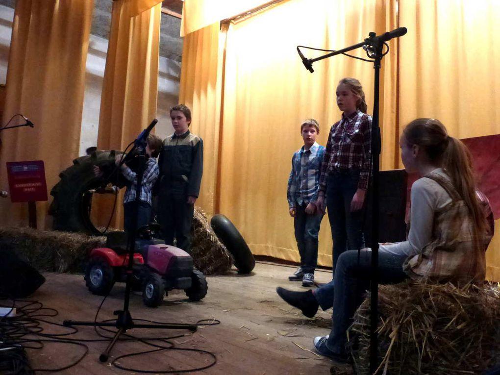 Audition des chorales de l'école de musique Neuvy-Neuillé