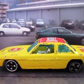 BMW 3.0 CS SUMMER 1/64 BMW 3 LITRES FIRE PIPPIN - car-collector.net