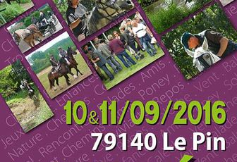 La Virée du 79 au Pin les 9 et 10 septembre 2016