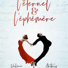 Nous cherchions l'éternel et l'éphémère par Valérie Bel et Antony Altman