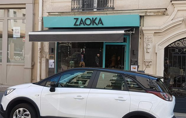 "Zaoka (Paris 5) : Un ""made in Taiwan"" pas en toc"