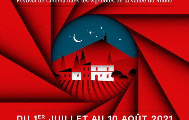[REVUE SORTIES] CINE'VIGNES à Bellegarde - Festival de Cinéma dans les vignobles de la vallée du Rhones