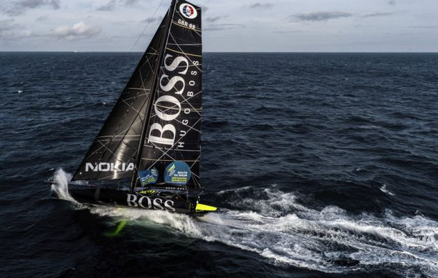 Un nouvel Imoca pour le skipper Alex Thomson
