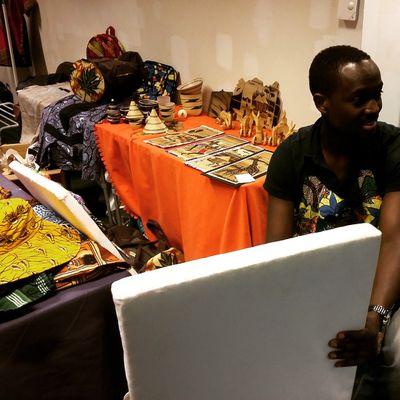Brussels African Market