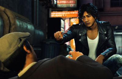 Test : Judgment PS5