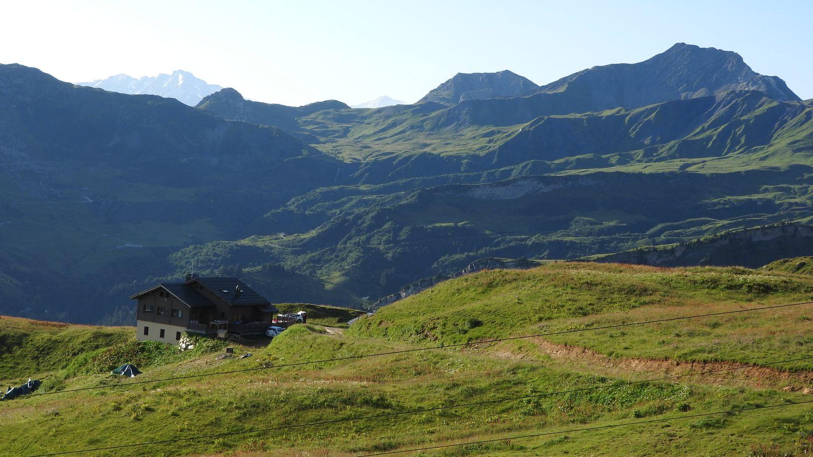 Refuge de l'Alpage