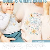 Customize Your Mother's Day Gift with our Home is Where Mom Is Design