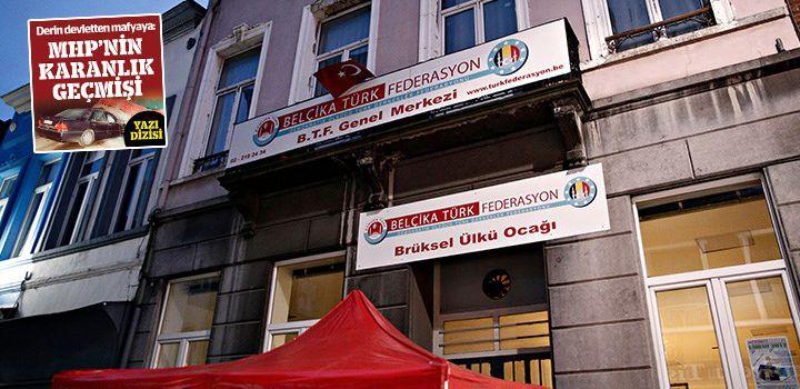 La droite nationaliste dans les milieux turcs immigrés (1992) (1)
