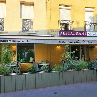 Ma maison, Restaurant sur Sorède dans les PO