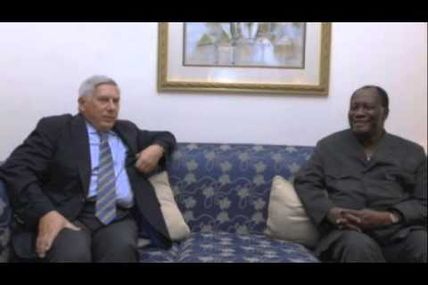 Des débuts de livres # 4 - J'accuse Ouattara - Kouamouo lu par Protche