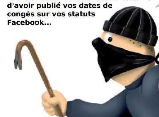 attention aux informations sur les réseaux sociaux