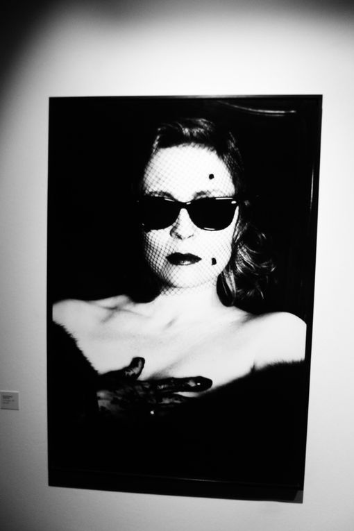 """Helmut Newton """"Dummy and human"""" (1976), """"Faye Dunaway"""" (1987), """"Self protrait with wife and model"""" (1981)"""