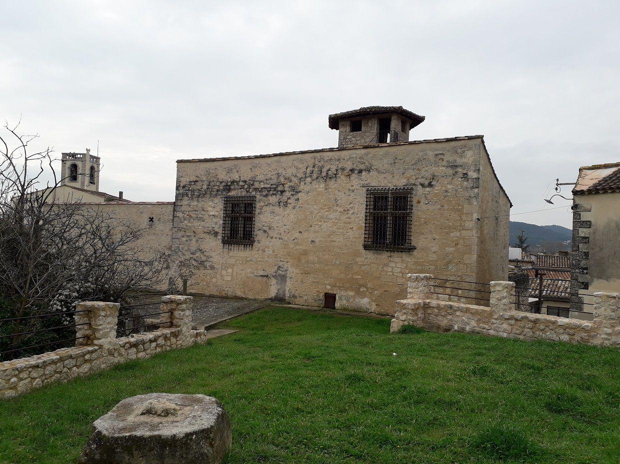 Randonnée à Vallabrègues (30).