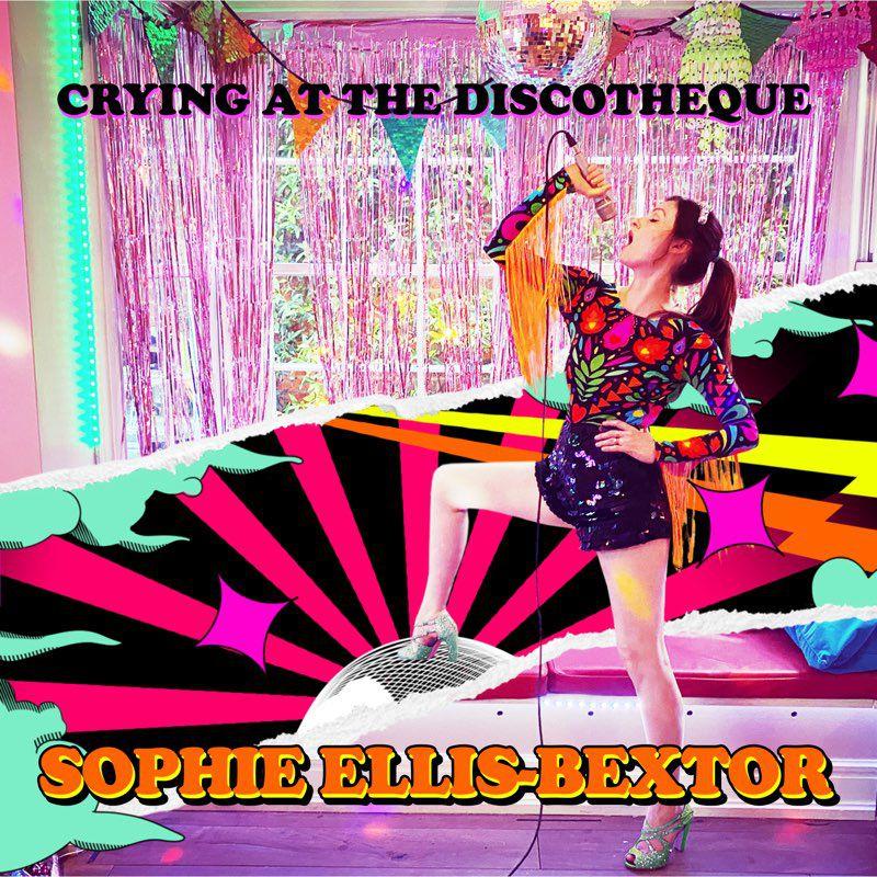 Sophie Ellis-Bextor annonce l'arrivée de son prochain opus avec « Crying At the Discotheque » !