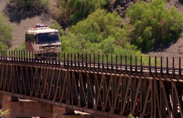 Des trains pas comme les autres : La Bolivie (Inédit).