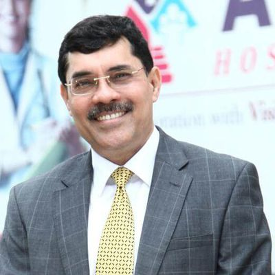 Committed to Growth and Service | Rupak Barua | Healthcare Magazine