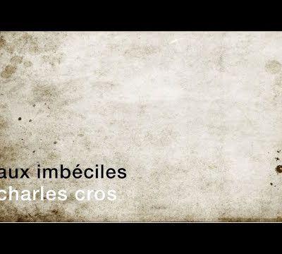 1850 - Aux Imbéciles