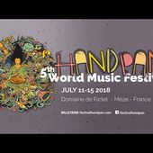 Handpan World Music Festival France 2018