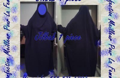 jilbab 1 piece