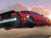 GTA Online s'offre de nouvelles courses pou véhicules spéciaux réservées à la Deluxo, à la Stromberg et au Truster maintenant