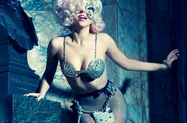 Piaf inspire Lady Gaga !