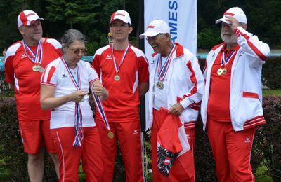 Tag 4: Medaillenregen für Österreichs Team