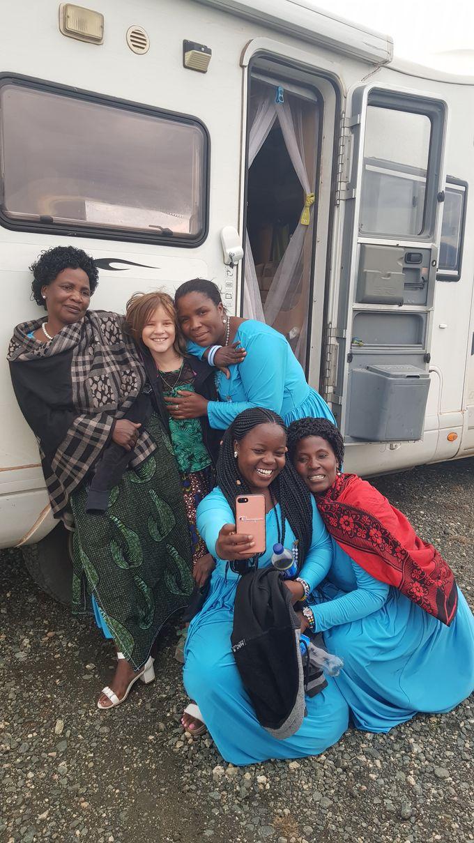 Interminable route vers le sud-ouest tanzanien