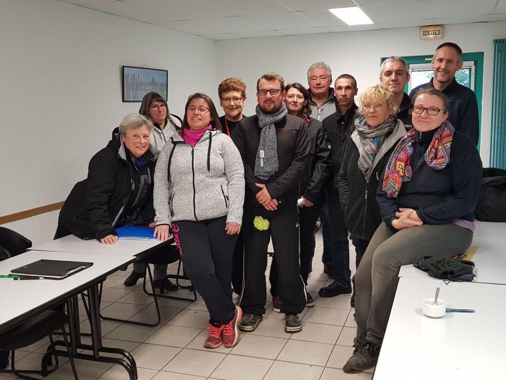 Monitorat d'agility MAG1 à Saint-Brieuc