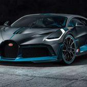 [Video] Les 40 exemplaires de la Bugatti Divo déjà vendus - L'Usine Auto