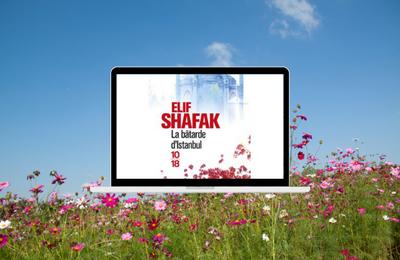 Elif Shafak auteure d'origine turque