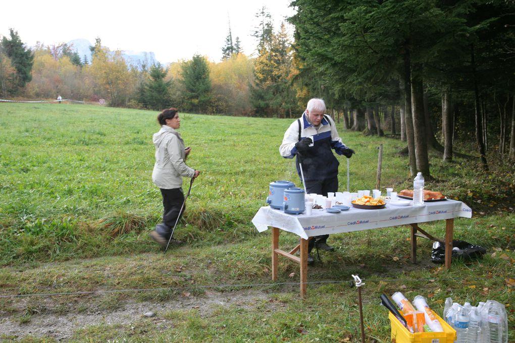 Album - Photos-Marche-nordique samedi 5 novembre