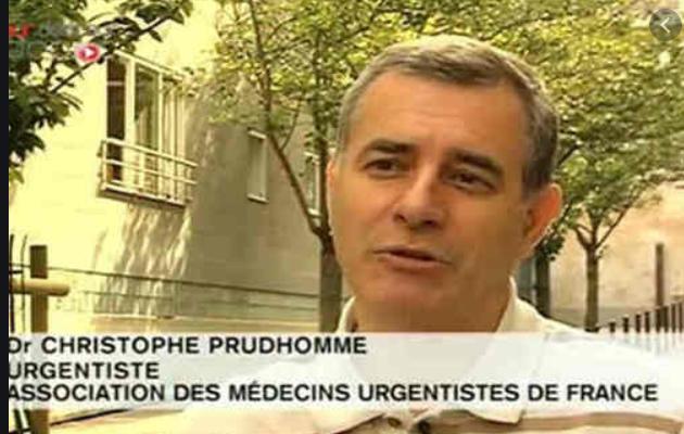 Le billet du Dr Christophe Prudhomme MÉDECIN AU SAMU 93 : Mobilisation