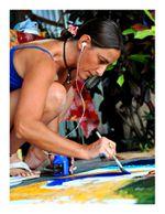 Rencontre avec Béatrice Camallonga, artiste peintre fusionniste