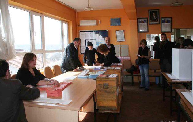 Les écoles turques ont accueilli quelque 48 millions d'électeurs