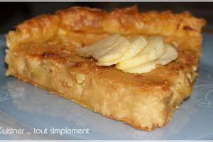 Flan Pâtissier SpéculOOs - Pommes