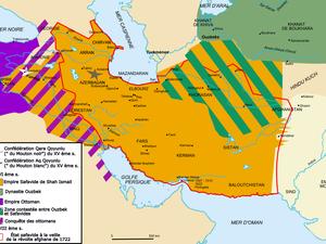 Empire Safavide 16ème- 18ème siècle