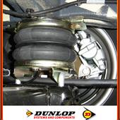 A.M.I Réseau - Distributeur de Suspension pneumatique auxiliaire pour 4x4, véhicules de loisirs, camping-cars, poids lourds, mi-lourds (Dunlop)